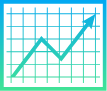 drive growth icon
