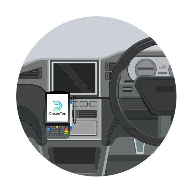 handheld-in-drivers-cab