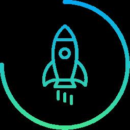 install rocket icon