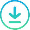 simple installation icon